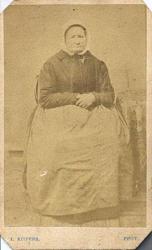 Heuvel Leendert van den 1807 1876 vrouw Cornelia Oldenburg