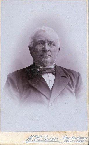 Colijn Antonie 1833 19__ Portret met vrouw Anna Verkuyl 11