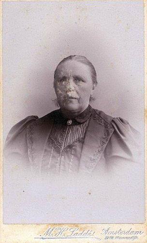Colijn Antonie 1833 19__ Portret met vrouw Anna Verkuyl 12