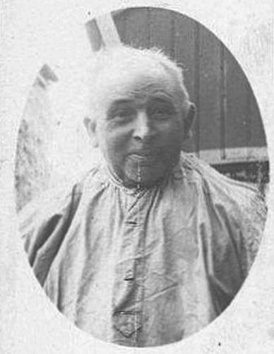 Hijkoop Arie 1846-1919 Portret