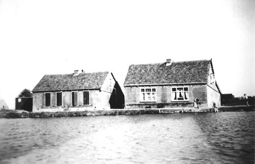 Hillegommerdijk 0151-148 1949 Huizen
