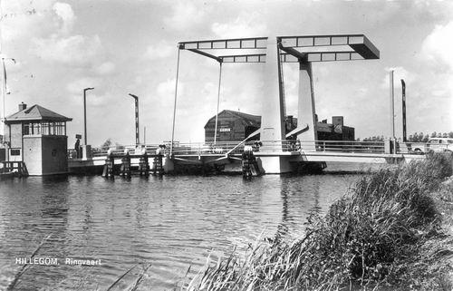 Hillegommerdijk 036_ 1962 Beinsdorp Ringvaartbrug