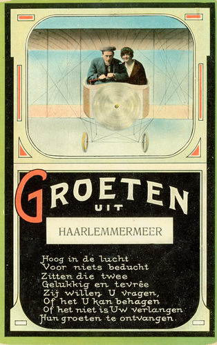 Hmeer 1916 Groeten uit