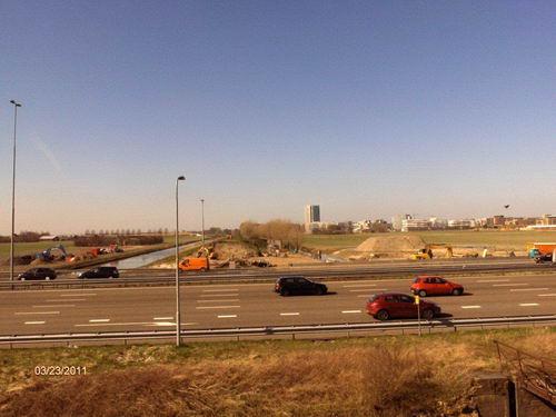 Hmeer Geniedijk 2011 tussen Aalsmeerderweg en Rijksweg 111