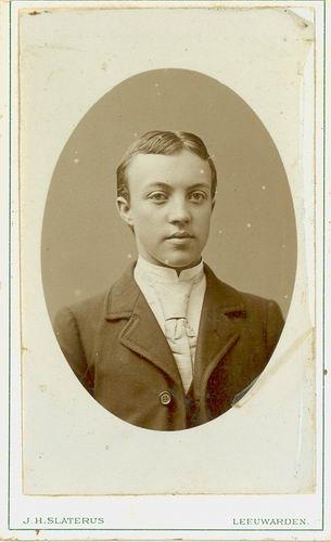 Veen Johannes K van der 1875 19__ Portret 02