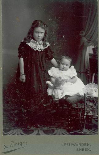 <b>ZOEKPLAATJE:</b>&nbsp;Veen Johannes K van der 1875 19__ Portret Onbekend 09