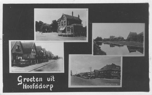 Hoofddorp 4 luik 1934