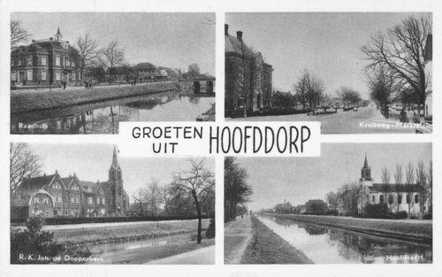 Hoofddorp 4 luik 1958