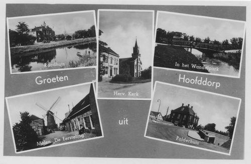 Hoofddorp 5 luik 1949