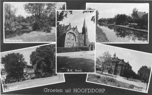 Hoofddorp 5 luik 1951