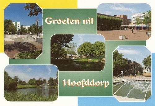 Hoofddorp 5-luik 200101