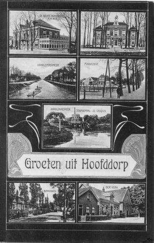 Hoofddorp 7 luik 1908