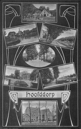 Hoofddorp 7 luik 1909