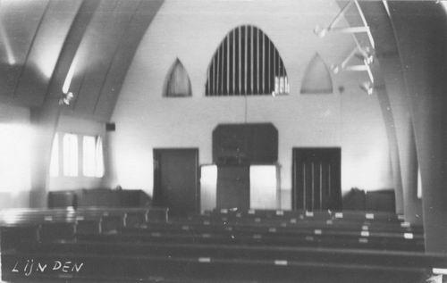 Hoofdweg O 0102 19__ Kerk Geloof en Liefde Interieur