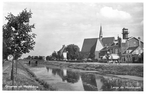 Hoofdweg O 0706 Landbouw en Geref Kerk