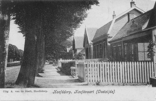 Hoofdweg O 0746 1907 Koffiehuis der Nederlanden