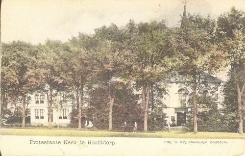 Hoofdweg O 0772-774 1902 NH Kerk 01