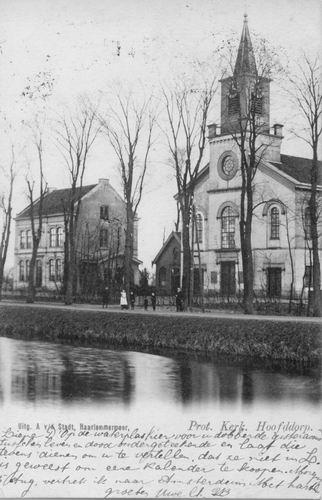 Hoofdweg O 0772-774 1903 NH Kerk 01