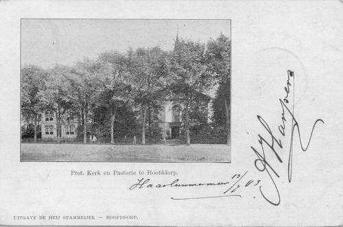 Hoofdweg O 0772-774 1903 NH Kerk 02