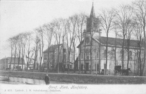 Hoofdweg O 0772-774 1904 NH Kerk