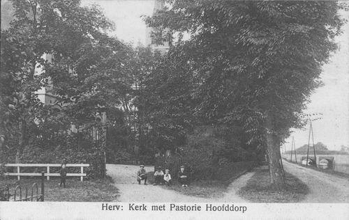 Hoofdweg O 0772-774 1914 NH Kerk