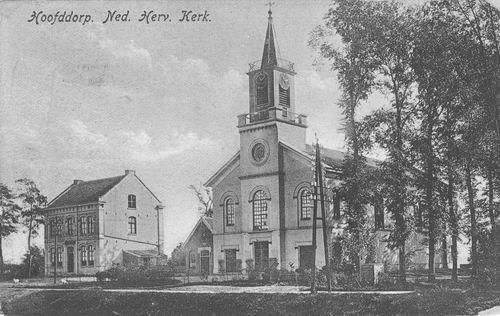 Hoofdweg O 0772-774 1920 NH Kerk