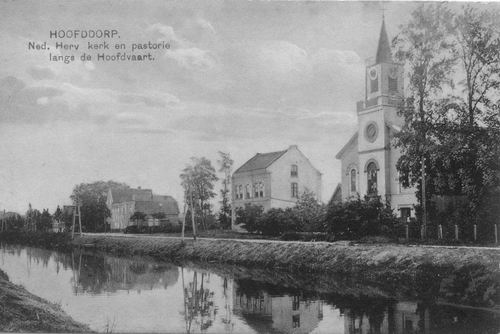 Hoofdweg O 0772-774 1927 NH Kerk