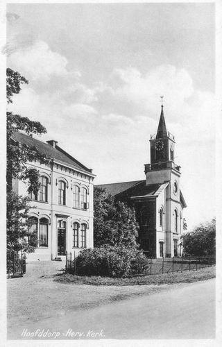 Hoofdweg O 0772-774 1949 NH Kerk