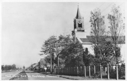 Hoofdweg O 0772-774 1951 NH Kerk 01
