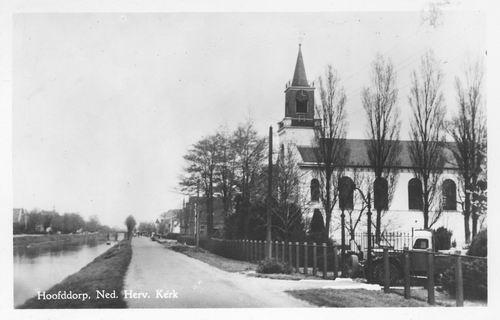 Hoofdweg O 0772-774 1955 NH Kerk 01