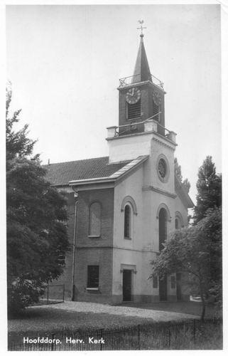 Hoofdweg O 0772-774 1956 NH Kerk
