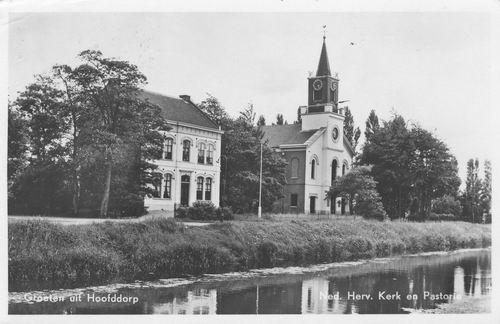 Hoofdweg O 0772-774 1962 NH Kerk