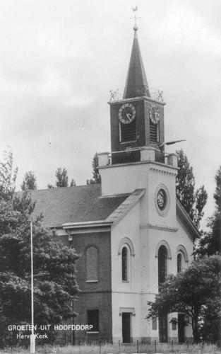 Hoofdweg O 0772-774 1964 NH Kerk