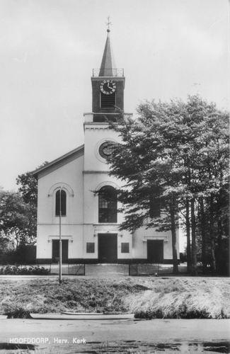 Hoofdweg O 0772-774 1967 NH Kerk