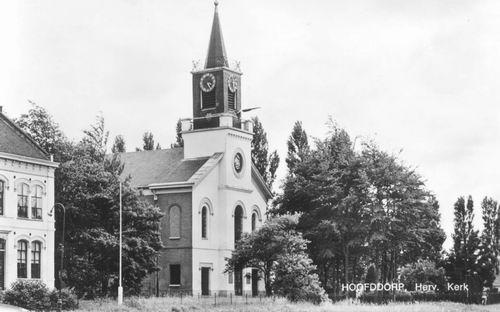 Hoofdweg O 0772-774 1974 NH Kerk