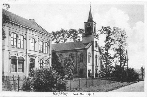 Hoofdweg O 0772-774 NH Kerk 06