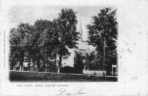 Hoofdweg O 1320 1904 NH Kerk 04