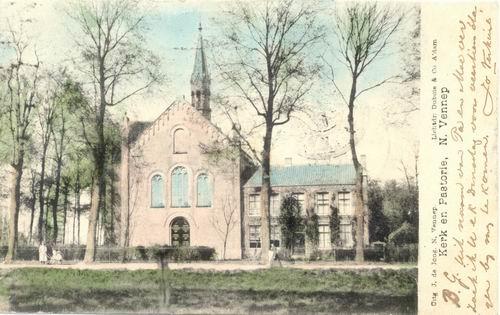 Hoofdweg O 1320 1905 of eerder NH Kerk