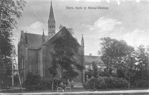 Hoofdweg O 1320 1928 NH Kerk