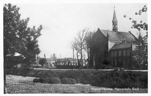 Hoofdweg O 1320 1949 NH Kerk