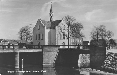 Hoofdweg O 1320 1964 NH Kerk