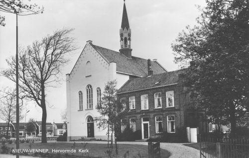 Hoofdweg O 1320 1968 NH Kerk 02