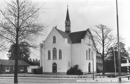 Hoofdweg O 1320 1972 NH Kerk