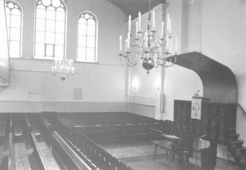 Hoofdweg O 1320 1978 NH Kerk Felicitatiekaart