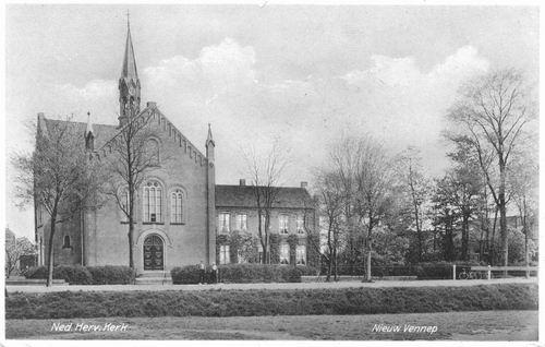 Hoofdweg O 1320 NH Kerk 01