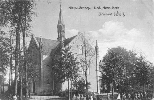 Hoofdweg O 1320 NH Kerk 02