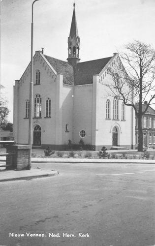 Hoofdweg O 1320 NH Kerk 06
