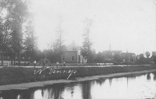 Hoofdweg O 1322 1918 Openbare School ev