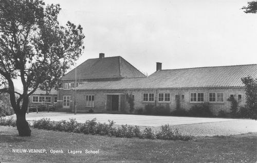 Hoofdweg O 1322 1970 Openbare School 05