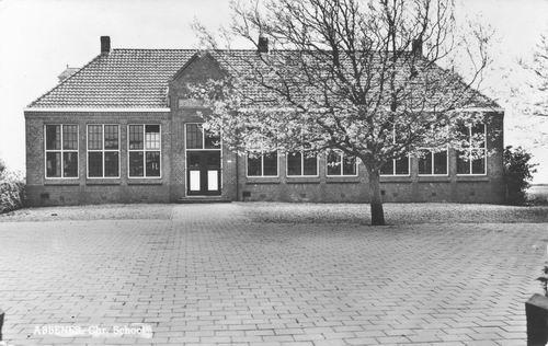 Hoofdweg O 1730 Chr School 1967
